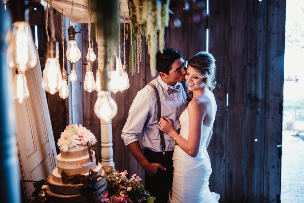rustic barn venue