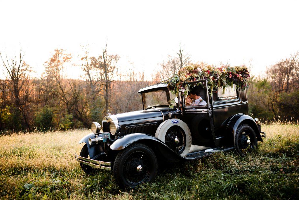wedding near La Crosse
