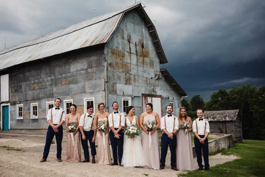 wedding barn WI